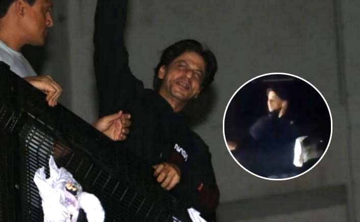 VIDEO: Birthday Boy Shah Rukh Khan Being A Caring Neighbour Is Too Adorable To Miss!
