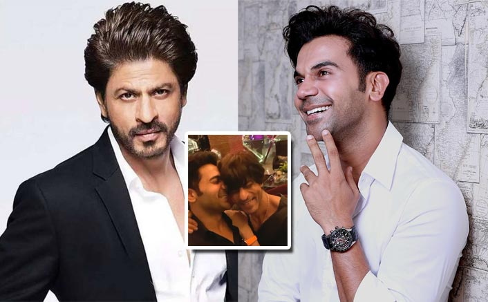 Shah Rukh Khan Imitating Rajkummar Rao In THIS Video Is The Best Thing You'll See On The Internet Today!
