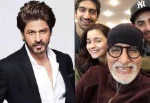 Shah Rukh Khan STARTS Shooting For Ranbir Kapoor, Alia Bhatt, Amitabh Bachchan's Brahmastra
