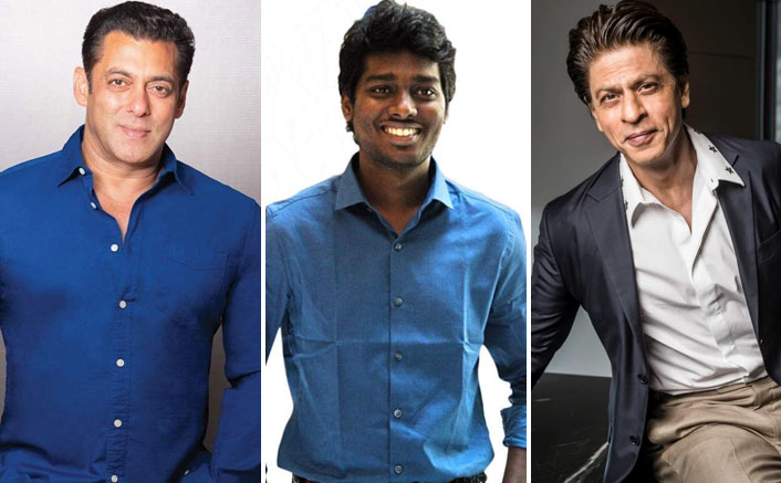 Shah Rukh Khan's Film With Atlee Might Change The Title Sanki Because Of Salman Khan?