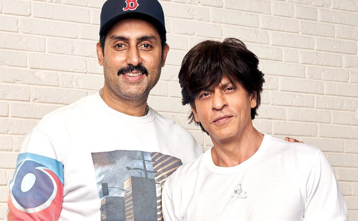 SRK having 'major FOMO' thanks to Abhishek Bachchan