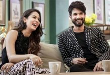 "Shahid Kapoor On His Wife Mira Kapoor: ""She Is Who She Is"""