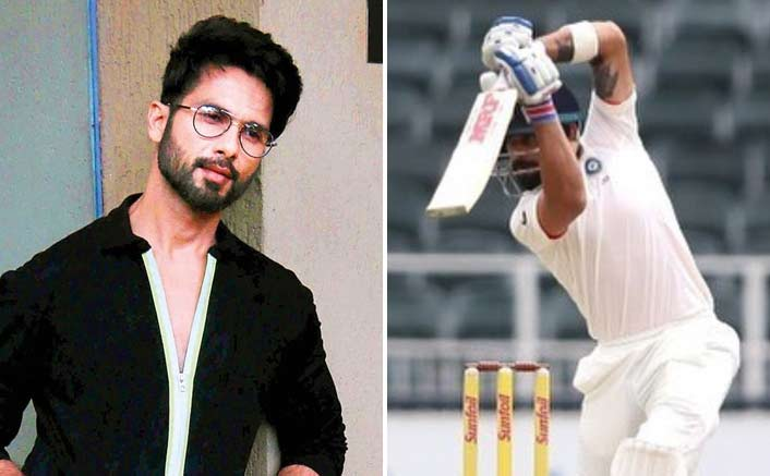 Shahid Kapoor's Comment On Virat Kohli's Theauropatic Picture Hints That He Is Ready To Play A Cricketer In Jersey