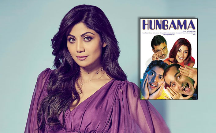 CONFIRMED! Shilpa Shetty Is A Part Of Priyadarshan-Meezaan Jaaferi's Hungama 2