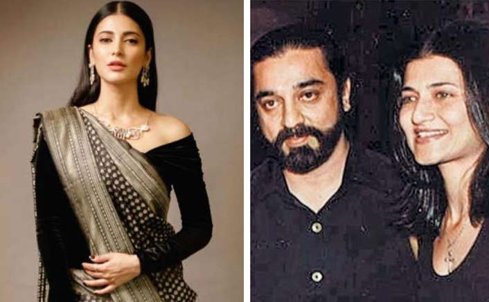 "Shruti Haasan On Parents Kamal Haasan-Sarika's Divorce: ""Happy That They Did What They Did"""