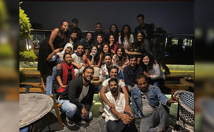 Shubh Mangal Zyada Saavdhan: Ayushmann Khurrana & Team Wrap Up The Varanasi Schedule!