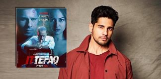 Sidharth Malhotra celebrates 2 years of 'Ittefaq'