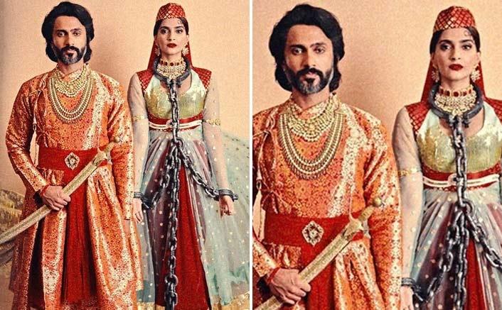 Sonam Kapoor Ahuja & Anand Ahuja Go Super Bollywood This Halloween