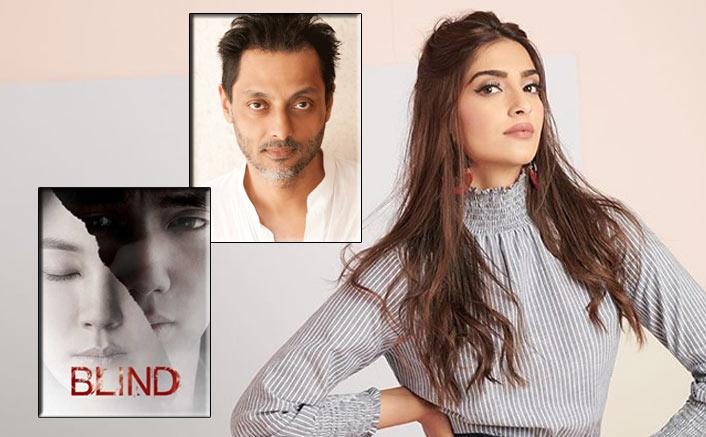 Sonam Kapoor To Play A Blind Girl In Sujoy Ghosh's Remake Of Korean Film Blind