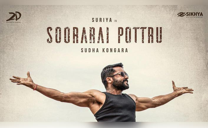 Soorarai Pottru: Suriya Kickstarts Dubbing Session For The Biographical Drama