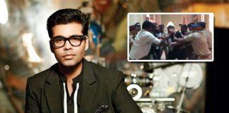 Sooryavanshi: Karan Johar's Reacts Akshay Kumar & Rohit Shetty's Hilarious Fall Out Video