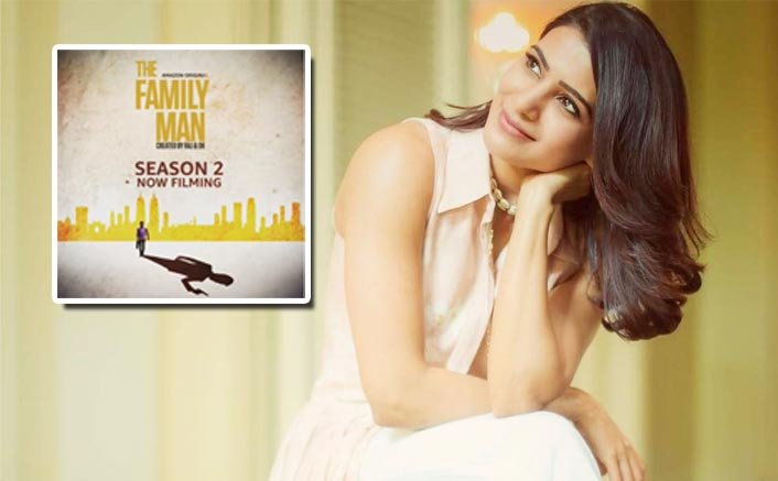 The Family Man 2: Samantha Akkineni Can't Wait To Portray Her Work To The New Set Of Audience