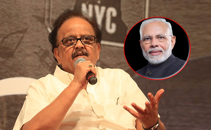 """SP Balasubrahmanyam Upset Over PM Narendra Modi's Partiality: """"Stars Were Allowed Phones, Ours Were Confiscated"""""""