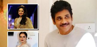 Sridevi, Rekha to get ANR Awards, announces Nagarjuna