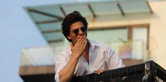 SRK: I must be the only person feeling happy getting older