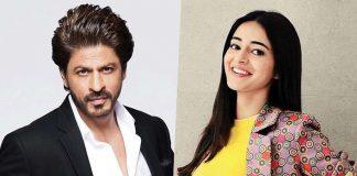 SRK Inspires Ananya