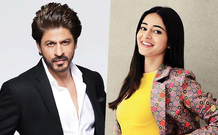 When Shah Rukh Khan Inspired Ananya Panday For Pati Patni Aur Woh's Train Scene