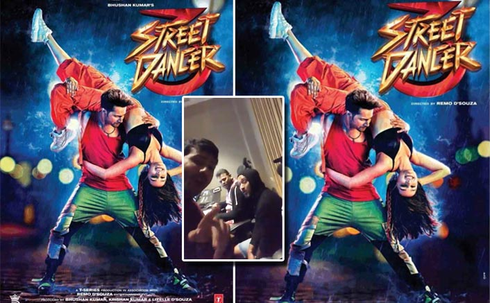 Street Dancer 3D: Forget The Dance, Varun Dhawan Is A Winner In This Competition With Shraddha Kapoor