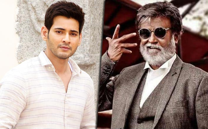 Superstar Mahesh Babu is all about support for Rajnikant's upcoming movie, and we are awe-struck!