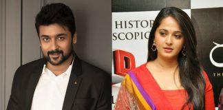 Suriya & Anushka Shetty To Join Forces For Gautham Vasudev Menon's Film?