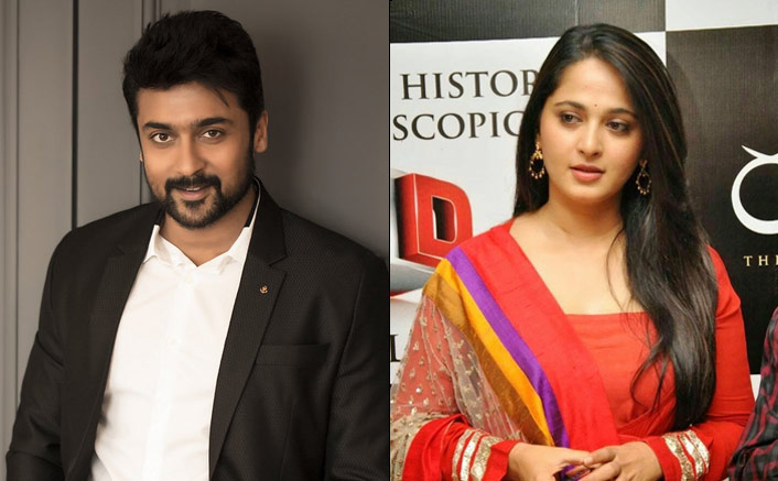 Suriya & Anushka Shetty To Join Forces For Gautham Vasudev Menon's Film?