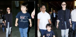 Taimur Ali Khan's GOON Walk With Mommy, Kareena Kapoor Khan Is To Die For!