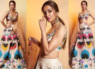 Take Inspiration From Kriti Kharbanda Gaudy Lehenga To Design Your Wedding Dress This Season