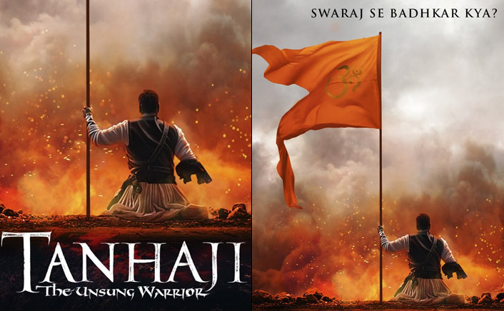 Tanhaji: The Unsung Warrior: Ajay Devgn Glimpses Us With Fierce Maratha Army & It's Just 3 Days Away