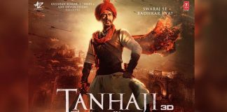 Tanhaji: The Unsung Warrior – Akshay Kumar Shares The New Poster & Wishes Ajay Devgn Lots Of Love