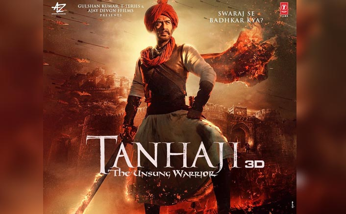 Tanhaji: The Unsung Warrior: A Petition Filed Against Ajay Devgn's Periodic Drama!