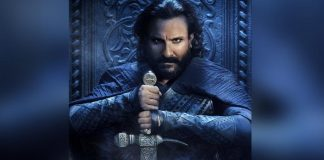 Saif Ali Khan's Solo Poster From Tanhaji: The Unsung Warrior On 'How's The Hype?': BLOCKBUSTER Or Lacklustre? VOTE NOW