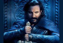 Tanhaji: The Unsung Warrior: Saif Ali Khan's Badass Character Look REVEALED!