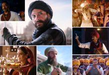 Tanhji Trailer Out! Ajay Devgn, Saif Ali Khan, Kajol