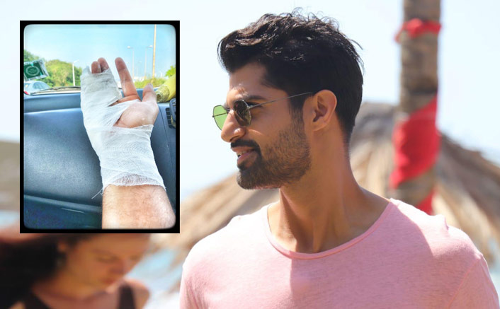 Tanuj Virwani Suffers 4 Fractures, Still Continues With His Web Series Inside Edge 2 & Cartel