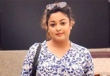 Tanushree Dutta is on 'intense workout' mode