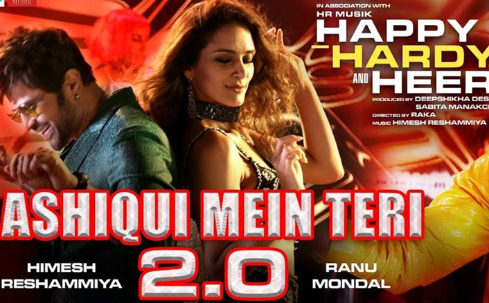 Ashiqui Mein Teri 2.0 From Happy Hardy And Heer: Himesh Reshammiya - Ranu Mondal's Party Anthem Is Filled With Good Old Vibes