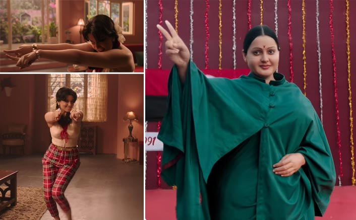 Thalaivi: Kangana Ranaut's Teaser & Still On 'How's The Hype?': BLOCKBUSTER Or Lacklustre?