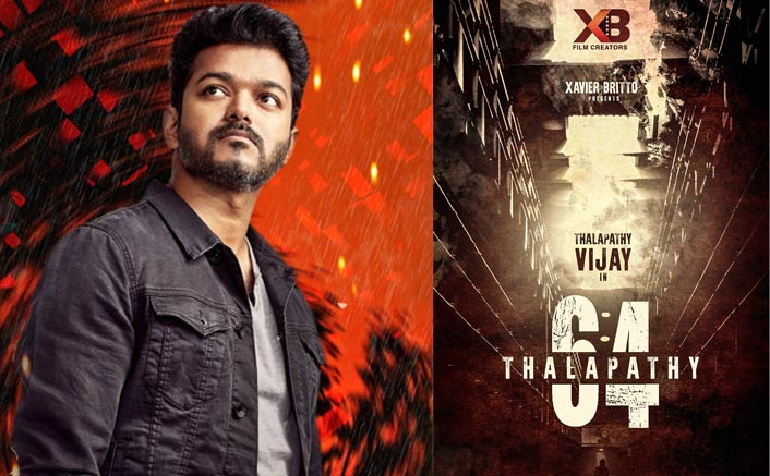Thalapathy 64: First Look Poster Of Thalapathy Vijay From The Action Thriller To Release On This Day?