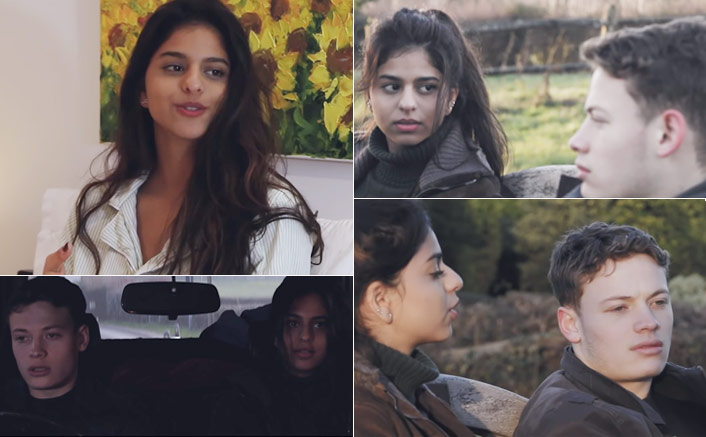 The Grey Part Of Blue: Suhana Khan With Her Acting Debut Proves Her Magnificent Acting Roots Come Straight From Dad Shah Rukh Khan