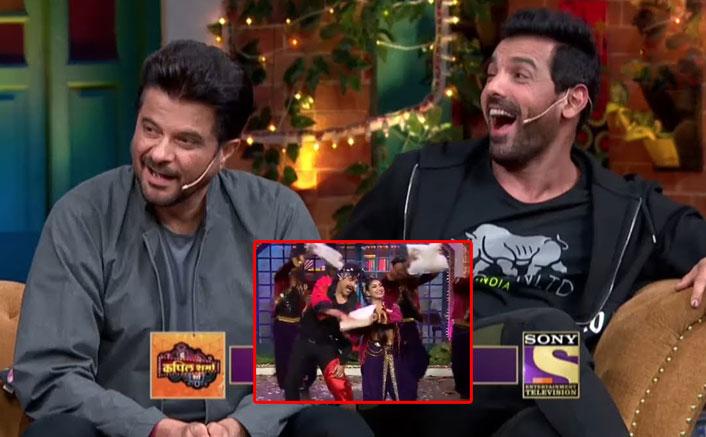 The Kapil Sharma Show: Anil Kapoor Receives A HILARIOUS Musical Tribute From Krushna Abhishek & Team!