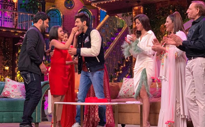 The Kapil Sharma Show: Aww! Kapil Sharma Surprises Kartik Aaryan With A Sweet Gesture On His Birthday, Find Out WHAT