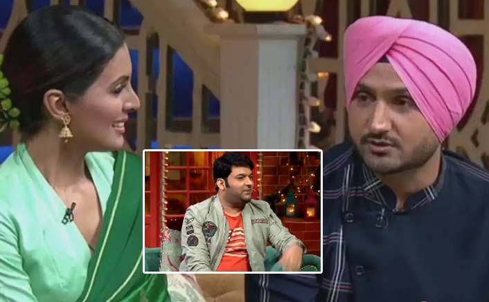 The Kapil Sharma Show: Harbhajan Singh's Story Of English Goof-Up Makes The Comedian LOL