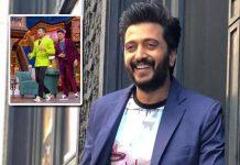 The Kapil Sharma Show: Riteish Deshmukh Mimics How Akshay Kumar Meet & Hugs His Friends; It's Hilarious AF