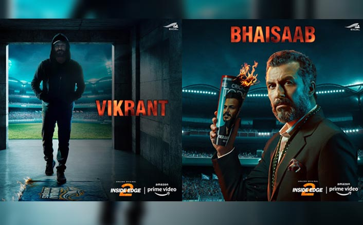 *The makers unveil the character posters of Vikrant and Bhaisaab from 'Inside Edge' Season 2; Check out!*