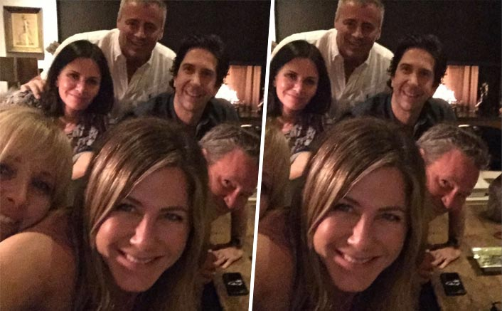 The One With FRIENDS Cast's Reunion Ft. Jennifer Aniston, Courteney Cox, Matthew Perry & Others