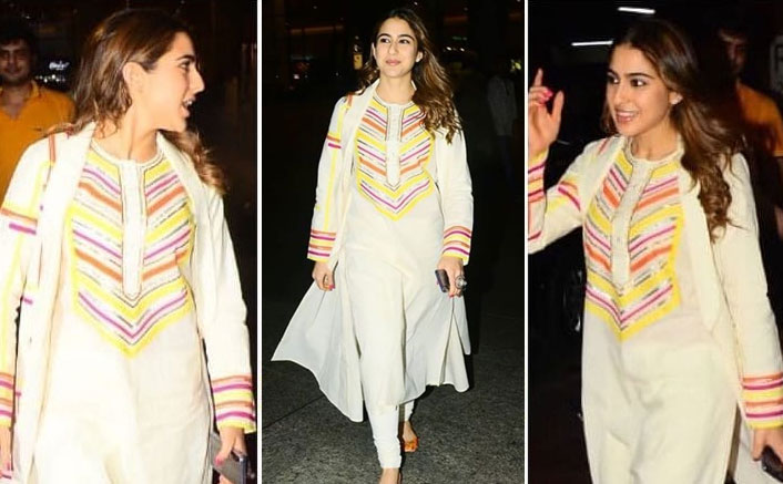 Sara Ali Khan's Cool REPLY To Why She Always Wears Salwar Kameez Will Shut The Trolls Once & For All!