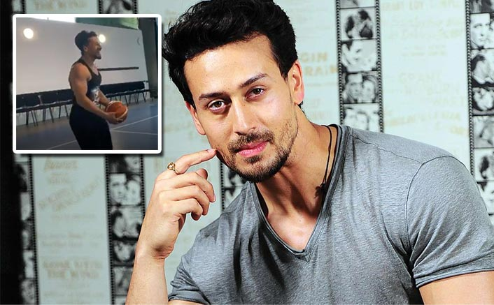 THIS is what Tiger Shroff does on his day off from shoots!