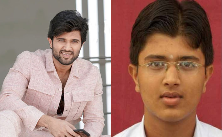#ThrowbackThursday: Vijay Devarakonda's Childhood Photo Will Make You Fall In Love With Him All Over Again