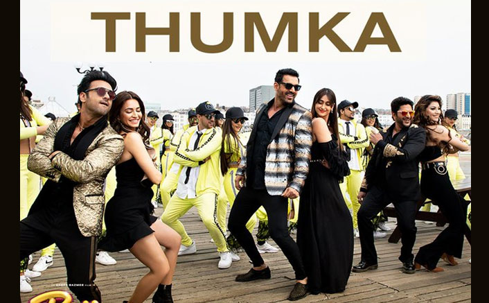 Thumka From Pagalpanti: John Abraham, Illeana D'Cruz & Team Groove To The Beats Of Yo Yo Honey Singh
