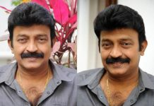 Tollywood Actor Rajasekhar Escapes With Minor Injuries In Car Accident